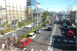 ららぽーと横浜の営業時間